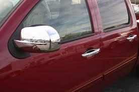 2007 cadillac escalade door handle chevy suburban chrome door handle mirror cover trim package