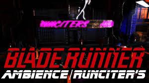 blade runner runciters animals ambience youtube