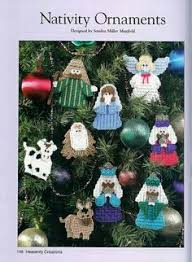 plastic canvas christmas ornaments jingle bells 1 create