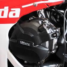 honda gbr honda cbr1000rr fireblade 2008 16 gb racing stock alternator cover