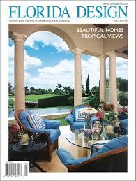 Home Design Magazine Florida Published Magazine Cover Photographer Palm Beach Florida