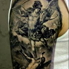 angel devil tattoos tattoo collections