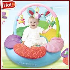 siege gonflable bébé blossom ferme sit me up cosy gonflable bébé canapé de siège