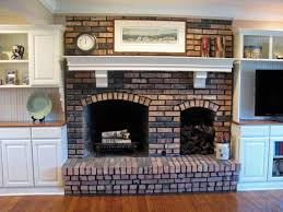 brick fireplace mantel shelf cpmpublishingcom