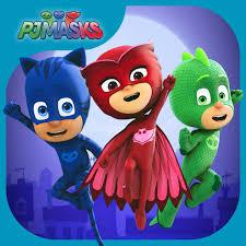 pj masks moonlight heroes app store