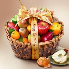 organic fruit basket fruit basket1 je flowers