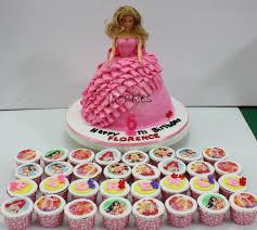 barbie doll cake jocakes
