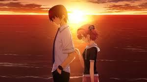 wallpaper break couple sad anime couple wallpaper hd wallpapers