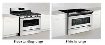 Slide In Gas Cooktop Buy A Slide In Or Freestanding Range The Home Depot Community