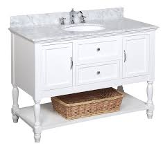 kbc beverly 48 single bathroom vanity set reviews wayfair