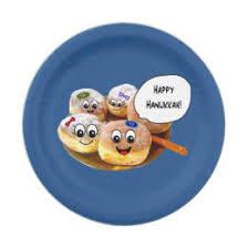 hanukkah tableware happy hanukkah plates zazzle