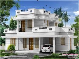 flat roof house plans design nice ideas home modern kevrandoz