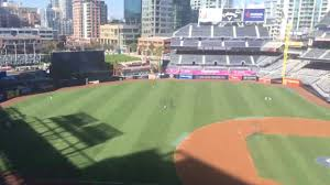 Petco Park Map Petco Park Skyline Patio Youtube