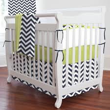 Navy Nursery Decor Baby Nursery Decor Navy Citron Modern Baby Nursery Bedding Zig