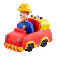 character uk fireman sam mini vehicle