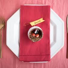 thanksgiving egg diorama place cards diy