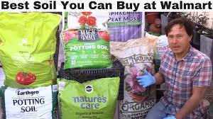 best vegetable garden soil you can buy at walmart what to look
