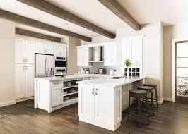 frameless shaker style kitchen cabinets ivory white shaker frameless kitchen cabinets