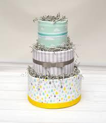 popular items for rain baby shower on etsy diaper cake gender