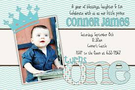 Invitation Card 7th Birthday Boy Baby Boy First Birthday Invitations Drevio Invitations Design