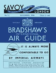 bradshaw u0027s international air guide 1934 amazon co uk george
