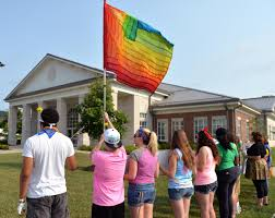 County Flags Aclu Seeking Immediate Resumption Of Marriage Licensing In Rowan