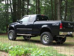 Ford F150 Truck 2000 - 2000 f 150 6 inch suspension lift kit f150online forums