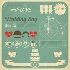 Vintage Wedding Invitation Card 291 223 Vintage Wedding Stock Illustrations Cliparts And Royalty