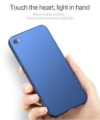 Xiaomi Note 5a Ultra Thin Pc Back Cover For Xiaomi Redmi Note 5a Redmi