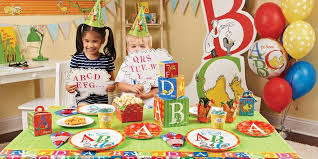 dr seuss birthday party supplies dr seuss abc party supplies kids party supplies
