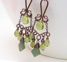Wire Chandelier Earrings 1 105 Best Jewelry Earrings Wire Work Images On Pinterest