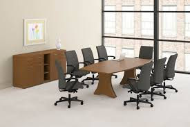 Large Conference Table Hon Preside Large Meeting Room Transitional Conference Table