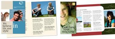 8 free high quality brochure templates brochure idesignow