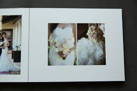 leather wedding photo album san francisco santa chaminade leather wedding album
