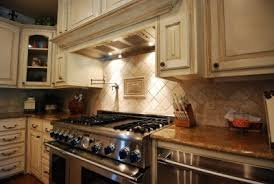 KITCHEN AND BATHROOM DESIGNS Countertops Backsplash Flooring - Tuscan style backsplash