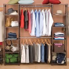 closet images rebrilliant 74 w closet system reviews wayfair
