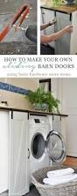How To Make Your Own Barn Door by With Just 10 Worth Of Repurposed Hardware You Can Totally Make