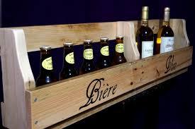 Casier Vin Terre Cuite Meuble Cave A Vin Bois Monde Du Vin