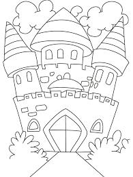 93 coloring princess castle heidelberg castle