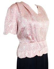 vintage blouse vintage s blouses crop tops fitted blouses disco
