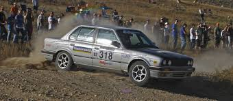 bmw e30 rally car the rally fan special