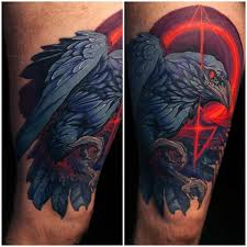 15 epic crow tattoos and their meanings sweet tattoos