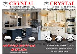 crystal kitchen cabinets inc connect construction