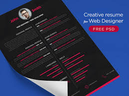 Ui Developer Resume Doc 25 Web Developer Resume Templates Free Download Psd Word