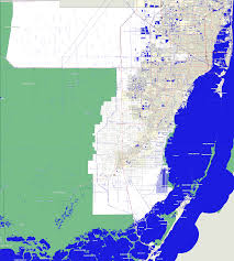 Dade City Florida Map by Miami Dade County Zip Code Map The 305 Gis Map Gallery