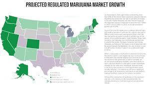 Marijuana Legalization Map Cannabis Stocks Archives Micro Cap Research