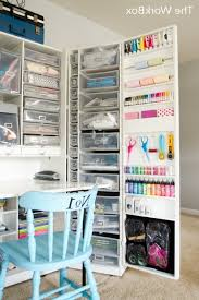 Craft Storage Cabinet Picture Of Craft Room Tour Craft Cabinet Awesome And Cabinets Arts