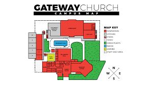 Gateway Floor Plan by Kids U2014 Gateway Church