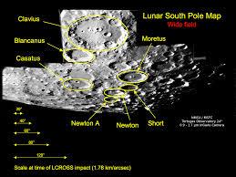 Nmsu Map Nmsu Msfc Lcross Observations