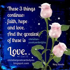 is the greatest thing you ll find christian card